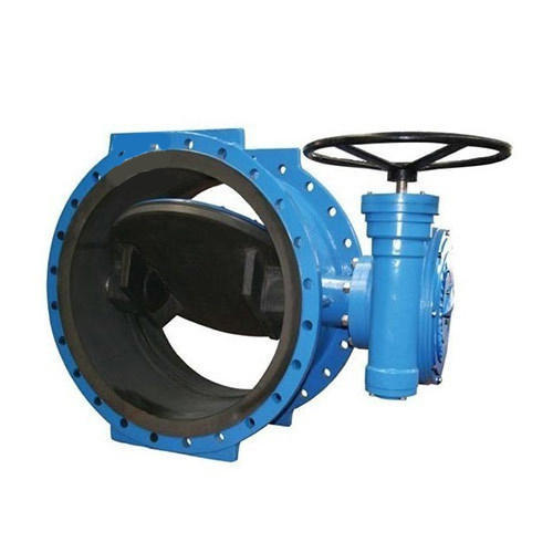 double-flange-butterfly-valve